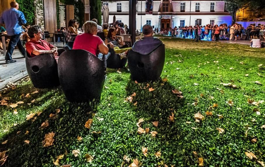 Photo 1-LA MILONGA DU MUSEE 2015-Pierre DOUSSOT
