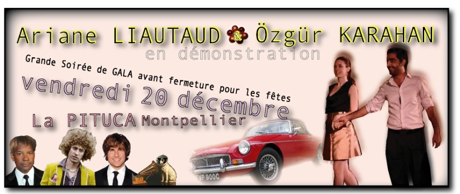 Ariane&Ozgur 20DÉC LA PITUCA & DJ PAUL 2