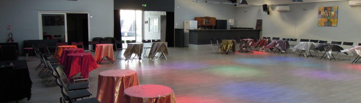 El Salón de Tango  – Salle de danse Montpellier –  École de Tango Argentin Montpellier  – Club de Tango Social – 300m2 style loft / jardin