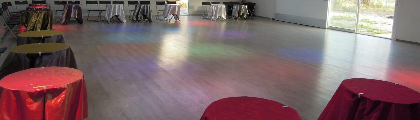 """El Salón de Tango """"Rufino Luro Cambaceres""""  – Salle de danse Montpellier –  Cours, bals, événements de Tango Argentin Montpellier  – Club de Tango Social – 300m2 style loft / jardin"""