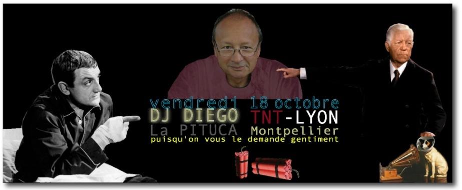 diego LA PITUCA DE TNT LYON