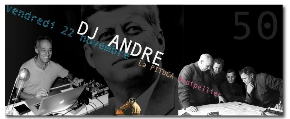 DJ ANDRÉ LA PITUCA VEND 22 NOV 2013