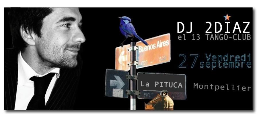 DJ DAMIEN 2DIAZ PITUCA V.27 SEPT 2013