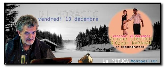 DJ HORACIO PITUCA V.13 & DEMO V.20 DEC 2013