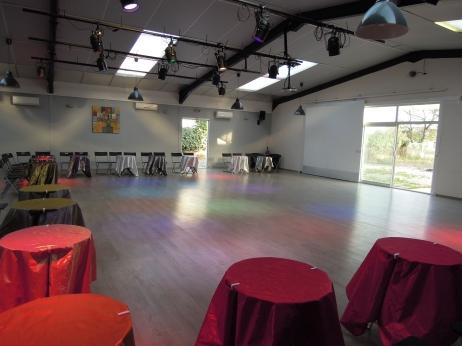 Location de salle mise disposition el sal n de tango salle de danse montpellier cole - Danse de salon montpellier ...