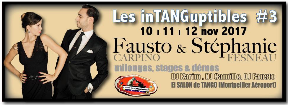 Les intanguptibles 3 les inscriptions l unit sont ouvertes el sal n de tango salle - Danse de salon montpellier ...