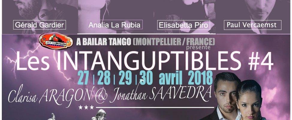 Les intanguptibles el sal n de tango salle de danse montpellier cole de tango argentin - Danse de salon montpellier ...