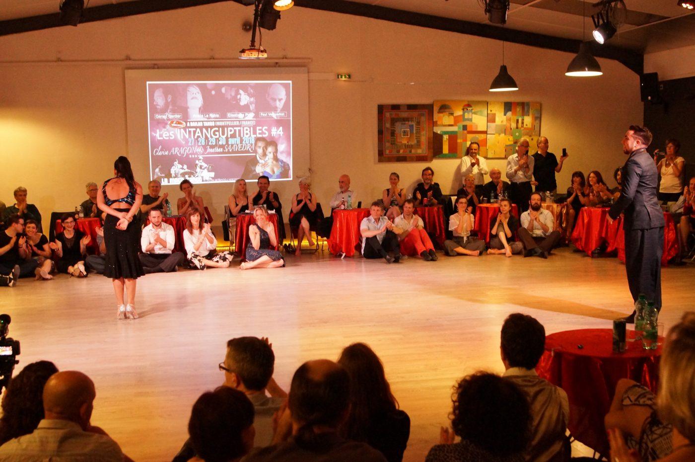 """El Salón de Tango """"Rufino Luro Cambaceres""""  – Location salle de danse Montpellier Aéroport –  Cours, bals, événements de Tango Argentin Montpellier  – Club de Tango Social – 300m2 style loft / espace extérieur"""