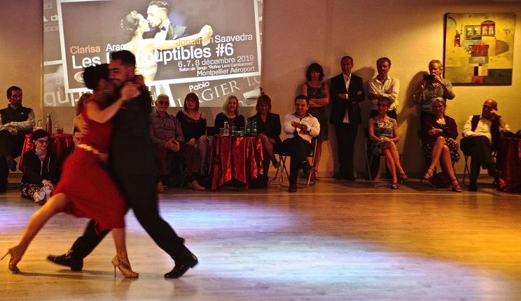 Les Intanguptibles #6 Clarisa & Jonathan 6/7/8 DEC 2019