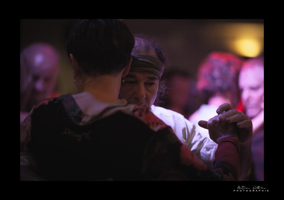 GRISETA de Montpellier #8 14.15.16 février 2020 - EL SALON DE TANGO / A BAILAR TANGO